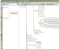 Mindmap produced with FreeMind software
